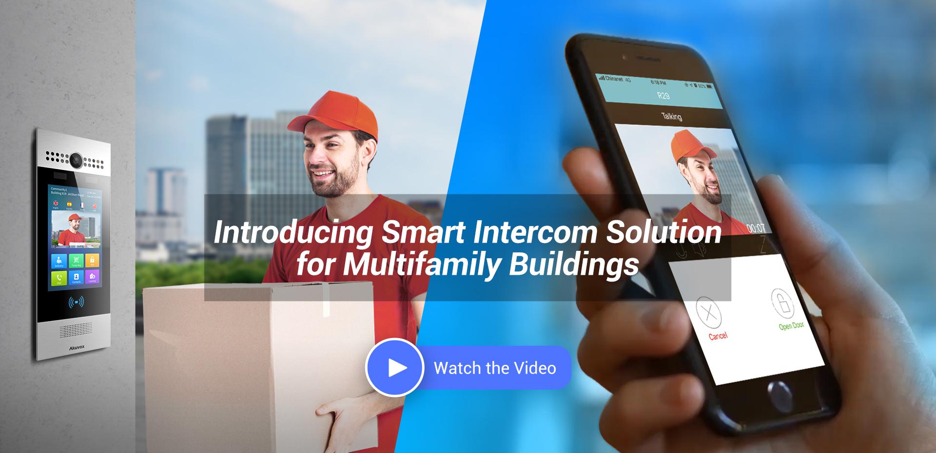 Smart Plus APP page